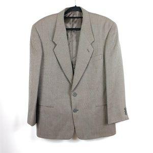 Giorgio Armani Collezioni Blazer Wool Ital…